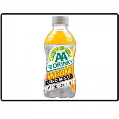 produktbilde - aa drink - Hydration zero sugar