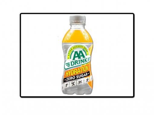 produktbilde – aa drink – Hydration zero sugar