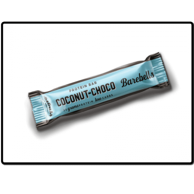 barebells coconut choco bar