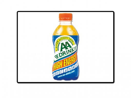 produktbilde – aa drink – high energy