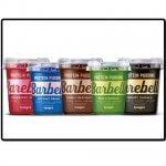 produktbilde – barebells pudding – alle smaker